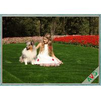 Wholesale UV Stabilised Landscaping Artificial Grass For Gardens / Patios / Schools Play Areas from china suppliers