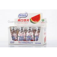 Wholesale Low Calorie Sugarless Vitamin C Candy Normal Oval Sour Watermelon Sweets from china suppliers