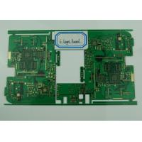 Wholesale 0.4 MM 25 LayerThickness Multilayser PCB Board with Many BGA and Min Hole Diameter is 0.15MM from china suppliers