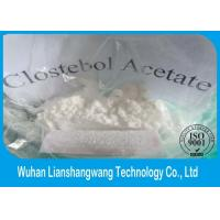 Wholesale Clostebol Acetate Testosterone Anabolic Steroid , Injectable / Oral Testosterone Steroids from china suppliers