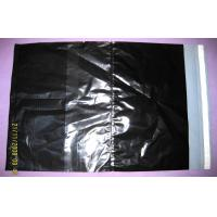 Wholesale Black Large Self Adhesive Plastic Bags for Shipping Clothes from china suppliers