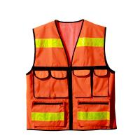 Wholesale Reflection sports wear high visibility safety vest with OEM service from china suppliers