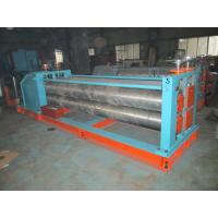 Wholesale 0.12 - 0.45mm Barrel Corrugated Roll Forming Machine For Roof Tile Roller Form from china suppliers