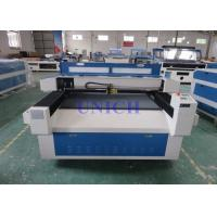 Wholesale High precision 80w / 100w / 130w co2 laser cutting machine for plywood , Cork , Bamboo from china suppliers