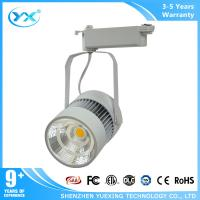 Wholesale 35W indoor led tracklight , white track lighting energy saving from china suppliers