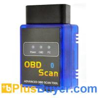 Wholesale Bluetooth OBD2 Car Diagnostic Tool - Plug and Play from china suppliers