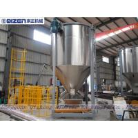 Wholesale Vertical Cattle Feed Mixing Machine , High Capacity Livestock Feed Mixer For Farm from china suppliers