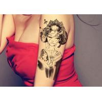 Buy cheap Personalized Glitter Body Tattoo Stickers For Adults / Children Semi Permanent from wholesalers