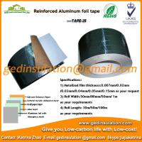 Wholesale The best selling product Reinforced Aluminum foil tape from china suppliers