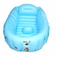 Wholesale 0.25mm PVC Inflatable Swimming Pools , Plastic Infant Baby Bathtub from china suppliers