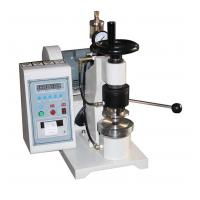 Wholesale High Pressure Paper Testing Equipments , Manual Bursting Strength Tester from china suppliers