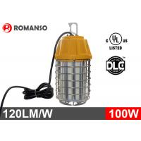 Quality 100 Watt Temporary Led Corn Bulb IP65 Waterproof  With Metal Cord Plug , AC100-300V for sale