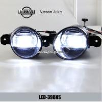 Wholesale Nissan Juke car front fog lamp assembly DRL LED daytime running lights from china suppliers