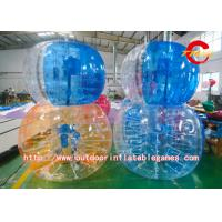 Wholesale Playground Entertainment Inflatable Bumper Ball Transparent Large 1.5m from china suppliers