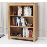 Wholesale Eco - Friendly Modern Solid Oak Bookcase / Wooden Bookshelves Sideboard from china suppliers