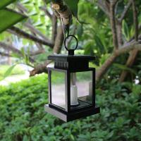 Wholesale Sensor LED Solar Candle Lamp 5lm Imitation Twinkle Flash for Garden Umbrellar from china suppliers
