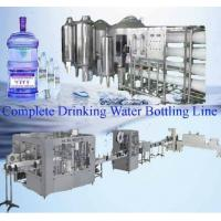 Wholesale complete drinking water bottling line from china suppliers
