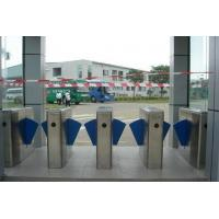Wholesale Waist high access control flap barrier gate from china suppliers