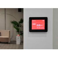 Wholesale Professional Wall Mount Android POE Touch Screen 2  X 1 Watt Speakers For Intercom from china suppliers