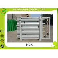 Wholesale H2S Gas Dihydrogen Sulfide Packaged In Aluminium Or Steel Cylinders from china suppliers