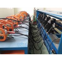 Carbon Steel Automatic Scaffold Welding Equipment , Star Shape