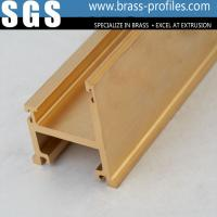 Wholesale C3604 Costom Copper Alloy Hardware Lead Brass Extrusion Profiles from china suppliers