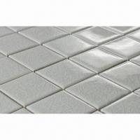 Wholesale Ceramic Mosaic Tiles with Mesh Mounted Paving Type, Ideal for Swimming Pool, Bathroom and Kitchen from china suppliers