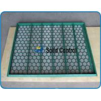 Wholesale Good price hook strip PMD shaker screen for drilling mud waste management from china suppliers