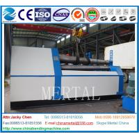 Wholesale Hot! CNC Machine Mclw12xnc-10*2000 Special Cone Four Roller Plate Rolling Machine, Bending Machine from china suppliers