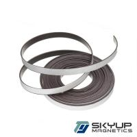 Wholesale Customized Isotropic Flexible Magnetic Tape/ Rubber Magnet with Self-Adhesive from china suppliers