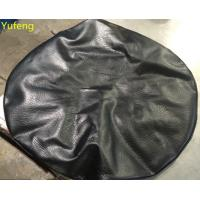 Wholesale Custom Electric Car Parts , Tuk Tuk Black Wheel Covers Protect Tire from china suppliers