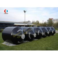 Wholesale Floating Foam Filled Fenders PIANC Rubber Low Surface Pressure from china suppliers