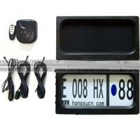 Wholesale Hide License Plate Cover (USA\Romania\Mexico\Saudi Arabia\UAE\Argentina...) from china suppliers