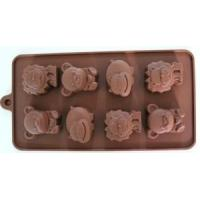 Wholesale China Wholesale Lovely Animal Shape Silicone Cake Mold FDA Ice Tray from china suppliers