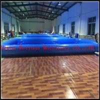 Wholesale colorful Customized Inflatable Swimming Pool , PVC Pool , Large Inflatable Pool for Sale from china suppliers
