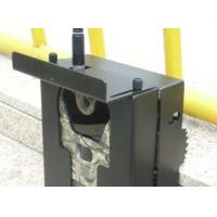 Game Hunting Camera Accessories Metal Cap Security Box For Preventing Snow And Rain