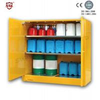 Wholesale 1.2MM  Steel Chemical Equipment Storage Cabinets for Minel / Lab / Huge Drums Stock from china suppliers