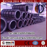 Wholesale China supplier concrete pipe making machine manufacturer from china suppliers
