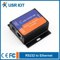 Wholesale [USR-TCP232-200] RS232 to TCP IP Ethernet module Converter, TCP/UDP from china suppliers