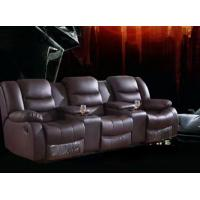Wholesale GA08;  Cinema recliner sofa, home theater recliner sofa, office furniture, living room furniture, China sofa from china suppliers