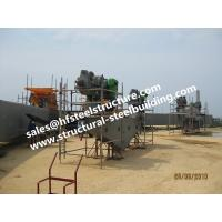 Wholesale Structural Industrial Steel Buildings Fabrication Construction For Containers Tanks Industrial Boiler from china suppliers