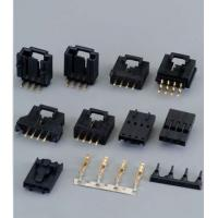 Wholesale Black 0.1 Inch Electrical Wire Connectors Alternate Amp 104257-9 To Air Bag Sensors from china suppliers