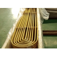 Wholesale Heat Exchanger Seamless U Bend Copper Alloy Tube from china suppliers