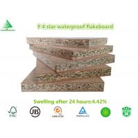 Buy cheap Japan F4 star 18mm waterproof chipboard to make kitchen cabinets from wholesalers