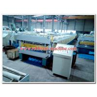 Wholesale Two Layer Aluminium Corrugating Machine for Metral Long Span and Metrocopo Steptile Roofing Sheet from china suppliers