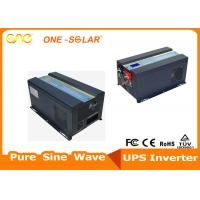 Quality Pure Sine Wave Output Solar Powered Inverter 220vac 12vdc 1000w 2000w 3000w for sale