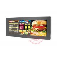 Wholesale High Performance LCD AD Display High Definition For Airports / Station from china suppliers