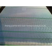 Buy cheap Hot Dip Anti Climb Fencing Panels , Steel Security Fencing For Water Treatment Works from wholesalers