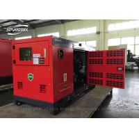Wholesale Powerful Super Silent Diesel Generators 100KVA 80KW Brushless from china suppliers