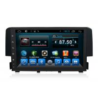 Wholesale 2Din Quad Core Honda Civic Navigation System With 3G Radio Wifi from china suppliers